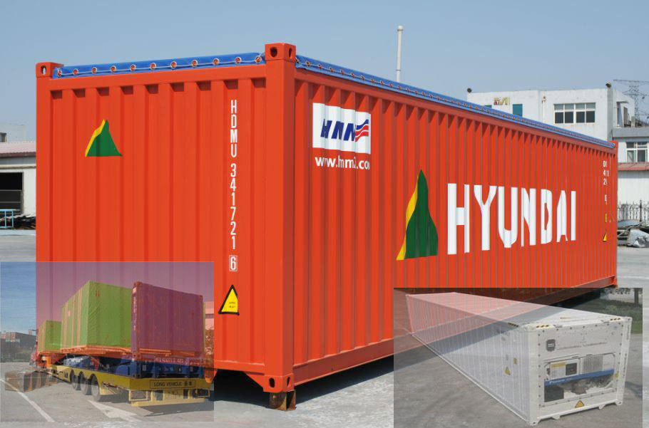Special Container Shipping Service